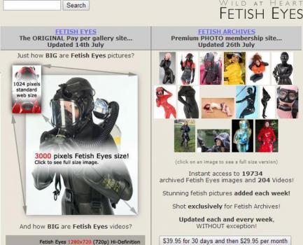 FetishEyes - SiteRip