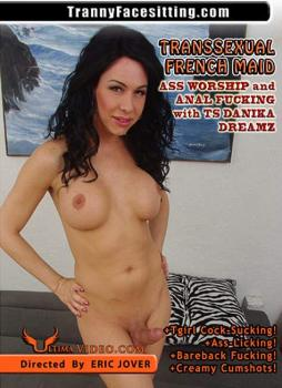 Transsexual French Maid