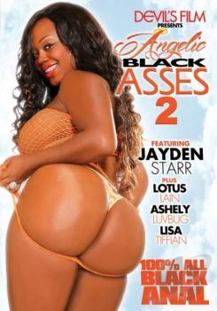 Angelic Black Asses #2