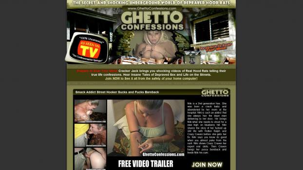 GhettoConfessions - SiteRip