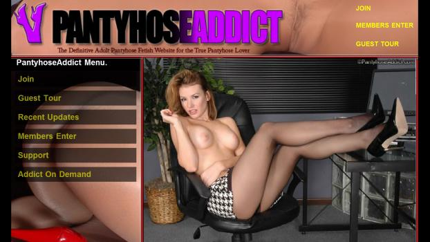 PantyhoseAddict - SiteRip