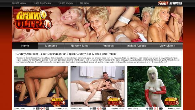 GrannyUltra - SiteRip
