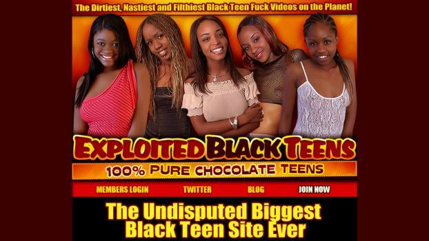 ExploitedBlackTeens - SiteRip