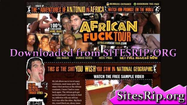 AfricanFuckTour SiteRip