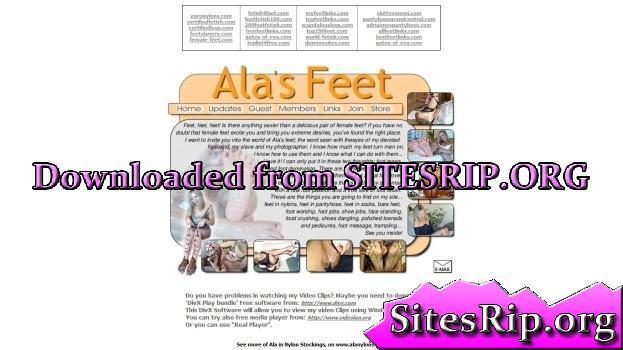 AlasFeet – SITERIP