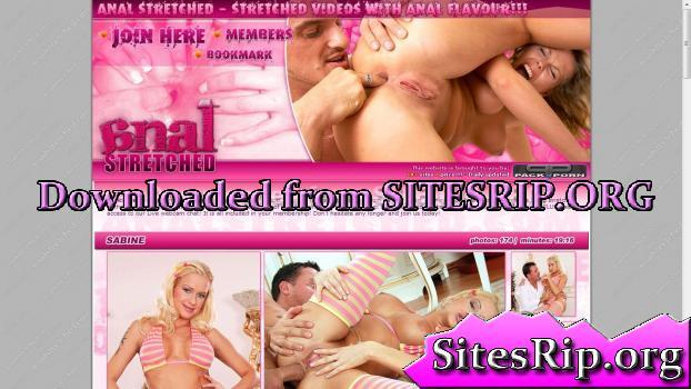 AnalStretched – SITERIP