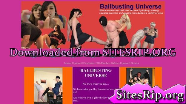 BallbustingUniverse – SITERIP