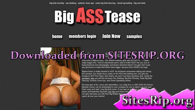 BigAssTease – SITERIP