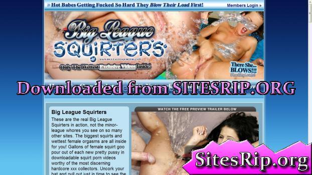 BigLeagueSquirters – SITERIP