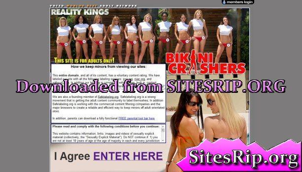 BikiniCrashers – SITERIP