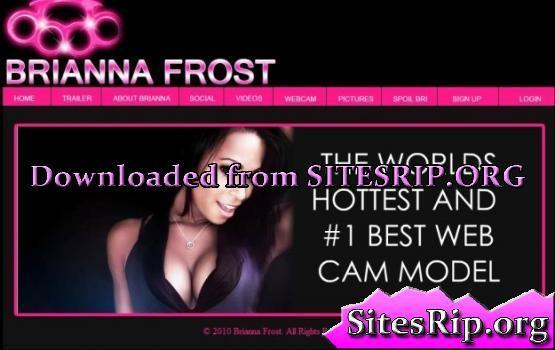 BriannaFrost SiteRip