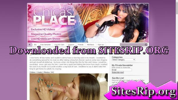 ChicasPlace – SITERIP