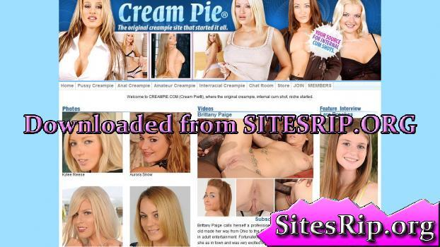 CreamPies – SITERIP