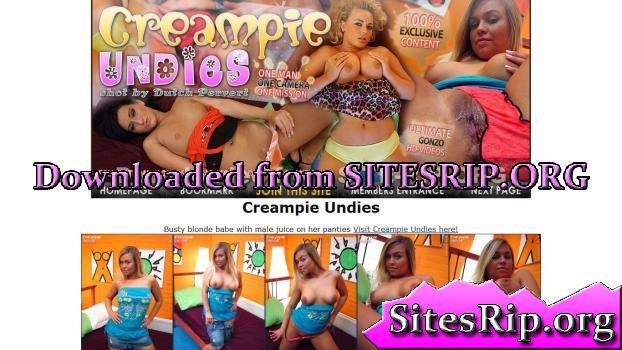 CreampieUndies – SITERIP