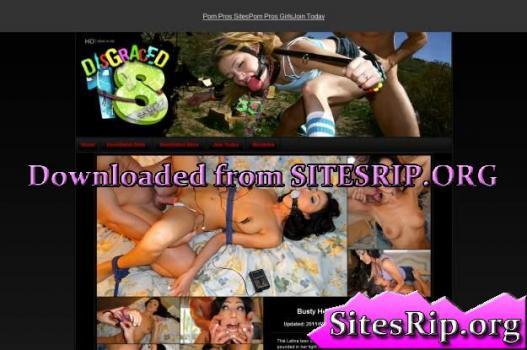 Disgraced18 SiteRip