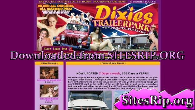 DixiesTrailerPark – SITERIP