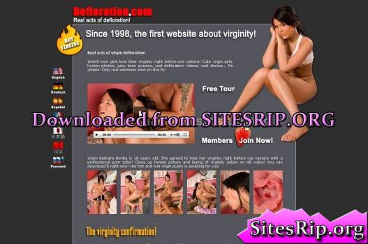 Defloration SiteRip