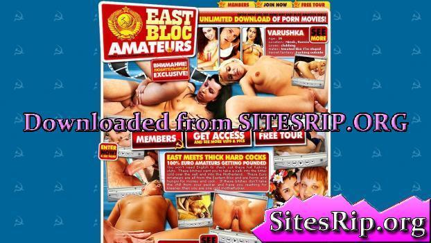 EastBlocAmateurs – SITERIP