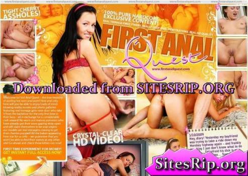 FirstAnalQuest SiteRip
