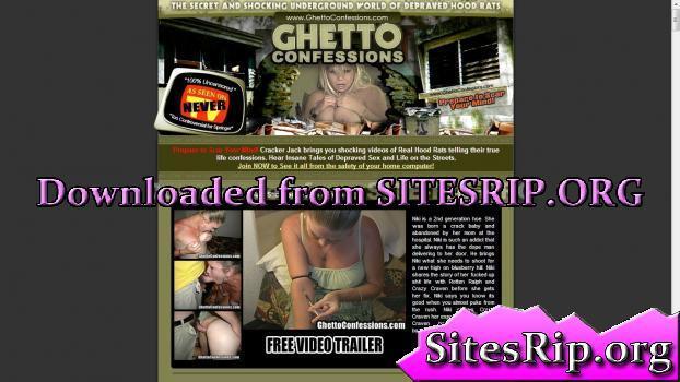 GhettoConfessions – SITERIP
