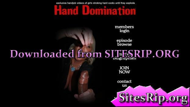 HandDomination – SITERIP