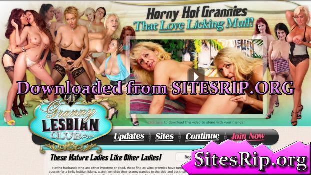 GrannyLesbianClub – SITERIP