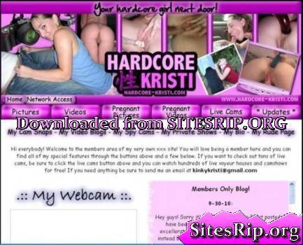 Hardcore-Kristi SiteRip