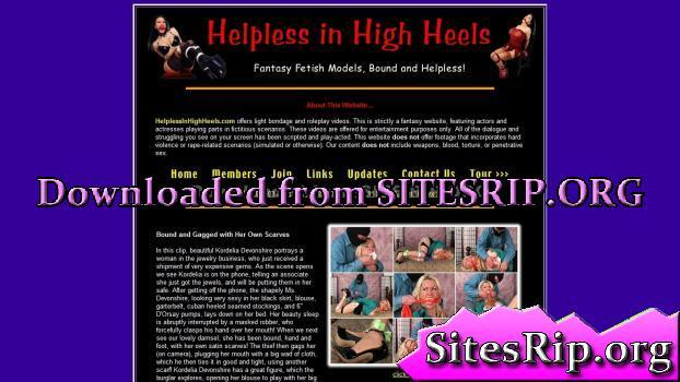 HelplessInHighHeels – SITERIP