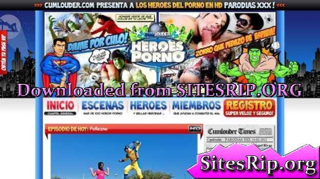 HeroesDelPorno SiteRip