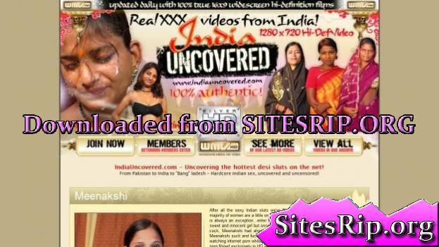 IndiaUncovered SiteRip