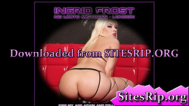 IngridFrost – SITERIP