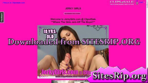 JerkyGirls – SITERIP