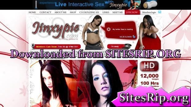 JinxyPie – SITERIP