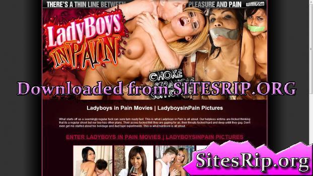LadyBoysInPain – SITERIP