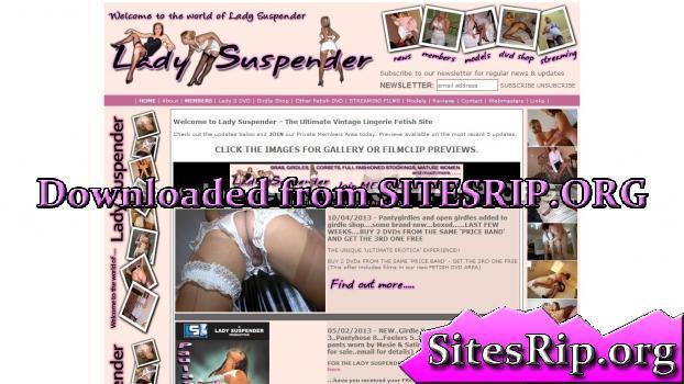 LadySuspender – SITERIP