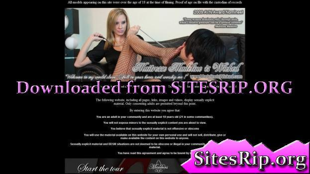 MadelineIsWicked – SITERIP