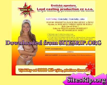 Loyd-Casting.cz SiteRip