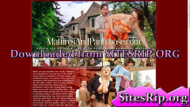 MaturesAndPantyhose Pics SITERIP