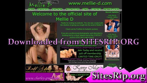Mellie-D – SITERIP