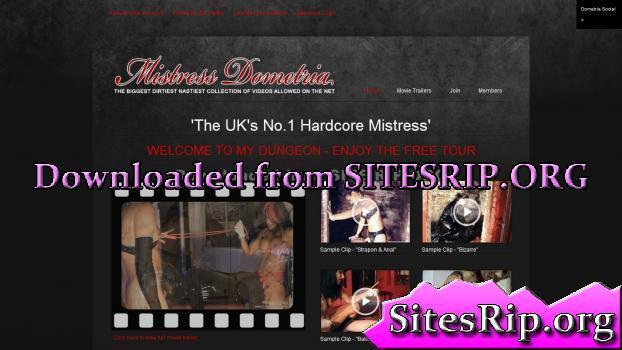 MistressDometria – SITERIP