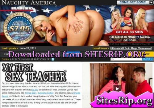 MyFirstSexTeacher SiteRip