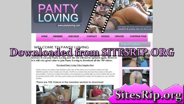 PantyLoving – SITERIP