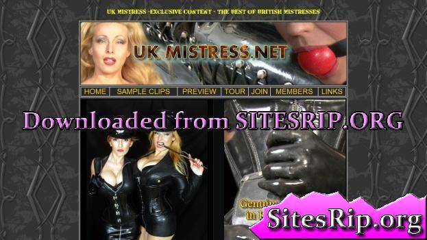 UKMistress – SITERIP