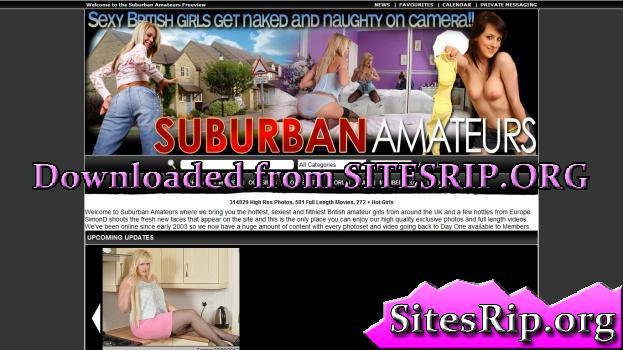 SuburbanAmateurs – SITERIP