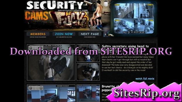 SecurityCamsFuck – SITERIP