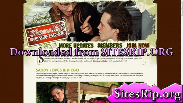 ShemaleSissification – SITERIP