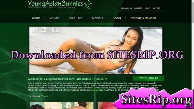 YoungAsianBunnies – SITERIP