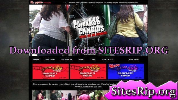 PotonAssCandid SiteRip