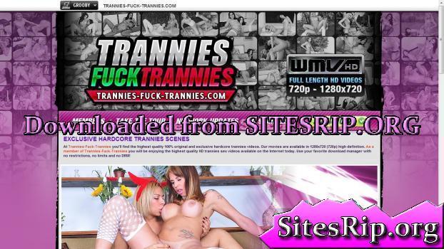 Trannies-Fuck-Trannies Siterip