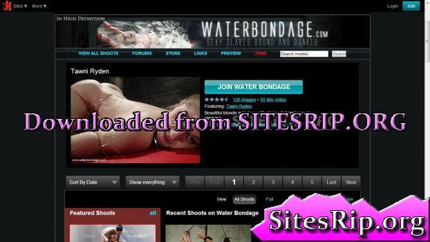 WaterBondage – SITERIP